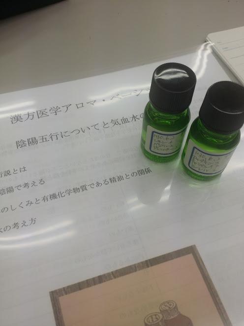 漢方医学アロマ
