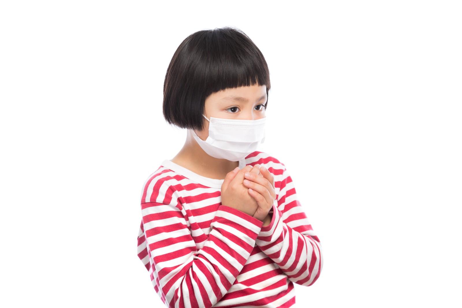 鼻水とのどの痛みへのアロマテラピー